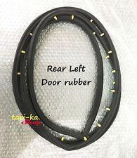 Door Rubber Weatherstrip Seal Rear Left For Toyota Corona RT60 T60 T70 MARK II
