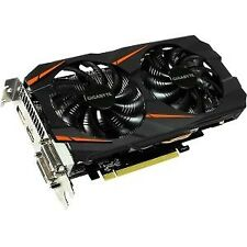 Tarjeta grafica Gigabyte GeForce 1060 Windforce OC 6G