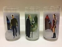 Star Trek Collectible Glasses 2008 Burger King