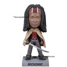 WALKING DEAD TV - Michonne Wacky Wobbler Bobble-Head Figure Funko