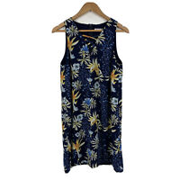 Sunny Girl Womens Dress Size 10 Floral Sleeveless Gorgeous Pattern