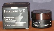 Perricone MD Cold Plasma Plus+ Eye Advanced Eye Cream 0.5oz $110 NIB