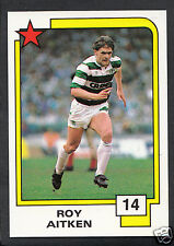 PANINI CALCIO CARD - 1988 SUPERSTARS CALCIO-N. 14-Roy Aitken-celtica