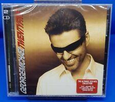 George Michael Twenty Five 2 CD Album Brand New 0886970090025
