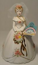 "Josef Originals Bride Figurine with Tag 7"""