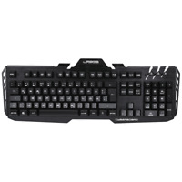 Deutsche Hama 00113755 uRAGE Gaming Keyboard CYBERBOARD Tastatur RGB Illuminatio