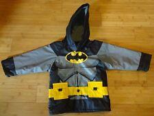 "Western Chief Batman Kids Rain Jacket ""2T"" EUC"