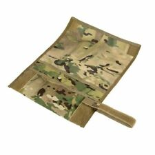Tactical Roll Up Pouch Organizer Tool Bag Hand Stationary Holder Rolling Tools