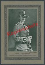 Foto Lettow-Vorbeck Uniform Säbel Deutsch-Ostafrika Kommandeur Schutztruppe 1917