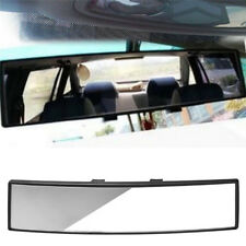 Universal 300mm Panoramic Curve Convex Interior Clip On Rear View Mirror GFC