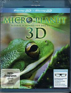 MICRO PLANET - 3D Blu-Ray Disc