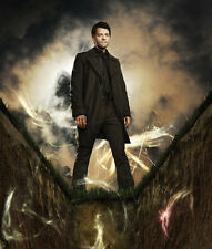 Misha Collins UNSIGNED photo - G660 - Supernatural