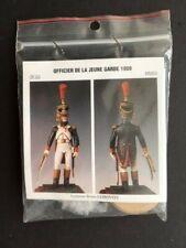 """Toy Soldiers 54mm """"Metal Modeles"""" Napoleonic French Officier de la Jeune Garde"""
