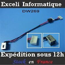 DC power jack socket port et fil de câble TOSHIBA Satellite L670 L675 L675 prise