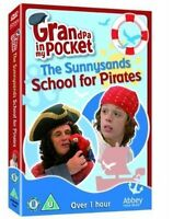 Grandpa In My Pocket - The Sunnysands School For Pirates (DVD, 2012)