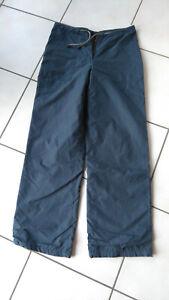 THERMOHOSE DAMEN - dunkelblau, Größe M