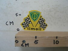 STICKER,DECAL TIM OIL FINISH FLAG