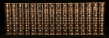 c1908 16vol Thackeray's Works With Numerous Illustrations