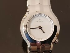 Tag Heuer Alter Ego Stainless Steel Ladies Bracelet Watch with Sapphire Crystal.