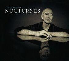 Nocturnes [Digipak] by Dan Chadburn (CD, Aug-2012, CD Baby (distributor))