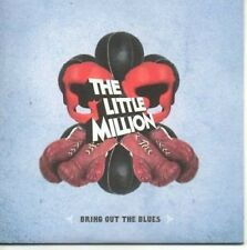 (AN147) The Little Million, Bring Out the Blues - DJ CD
