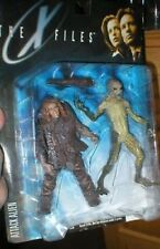 X FILES ATTACK ALIEN 2 PACK SET MINT ON CARD