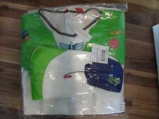 NWT DISNEY STORE BUZZ LIGHTYEAR DELUXE COSTUME ADULT SIZE Large