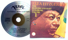 Ella Fitzgerald - Sings the Rodgers and Hart Song Book Vol 1 - 1985 Germany