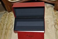 CARTIER PARIS SUNGLASSES HARD PRESENTATION BOX /BOOKLET