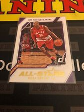 2017-18 Donruss - Kobe Bryant - All-star - Press Proof - #26