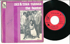 "IKE & TINA TURNER 45 TOURS 7"" FRANCE THE HUNTER"