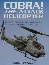 BOEK/LIVRE : COBRA - THE ATTACK HELICOPTER fifty years of sharks,theet and fangs