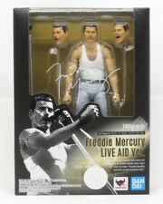 Bandai Tamashii Queen: Freddie Mercury S.H.Figuarts Action Figure  Live Aid Ver.