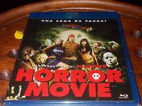 Horror Movie   Blu-Ray ..... Nuovo