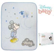 Manta para niño cuna Disney Doble cara Suave 110x140cm colcha sabana