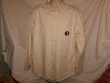 BOCA CLASSICS XL Men's Long Sleeve FSU Florida State Button Front Shirt