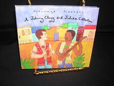A Johnny Clegg and Juluka Collection by Johnny Clegg (CD, Jul-1996, Putumayo)
