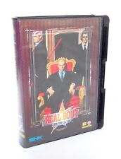 REAL BOUT Fatal Fury SNK Neo Geo AES Japan