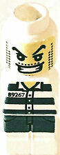Lego Micro figure - Villain / Robber pack of 2 from set 3865