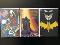 CD Comics Batman TPB Set Lot of 3 Master Of the Future Holy Terror Full Circle