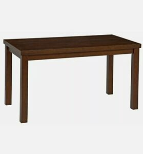 Gloucester Solid Wood Retangular Coffee Table - Walnut Effect