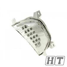señales de giro LED, blanco delantera izquierda para scooters