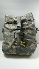 Official US Military MOLLE Sustainment Pouch ACU, DCU, Woodland