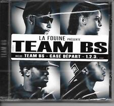 CD 16T  LA FOUINE PRESENTE  TEAM BS    DE 2014  NEUF SCELLE
