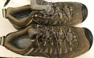 Keen Dry Shasta Women Low Top Hiker Size 10 Hiking Walking Trail Shoe Leather