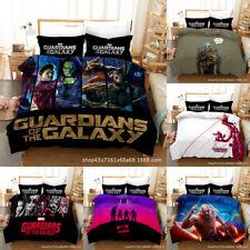 Guardians of the Galaxy Bedding Set 3PCS Quilt Cover Duvet CoverPillowcase