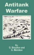 Antitank Warfare (Paperback or Softback)