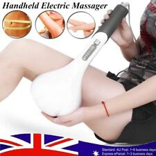 Full Body Handheld Massager Electric Kneading Shoulder Neck Leg Massage Machine