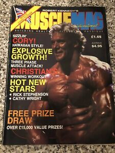 Musclemag International 1980s