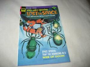 1976 Whitman Space Family Robinson Lost in Space On Space Station One #49